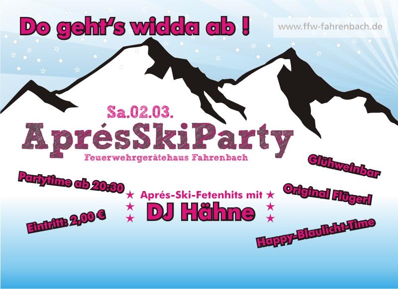 Apres-Ski-Party 2013