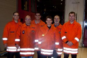 Feuerwehr Fahrenbach bildet sich weiter