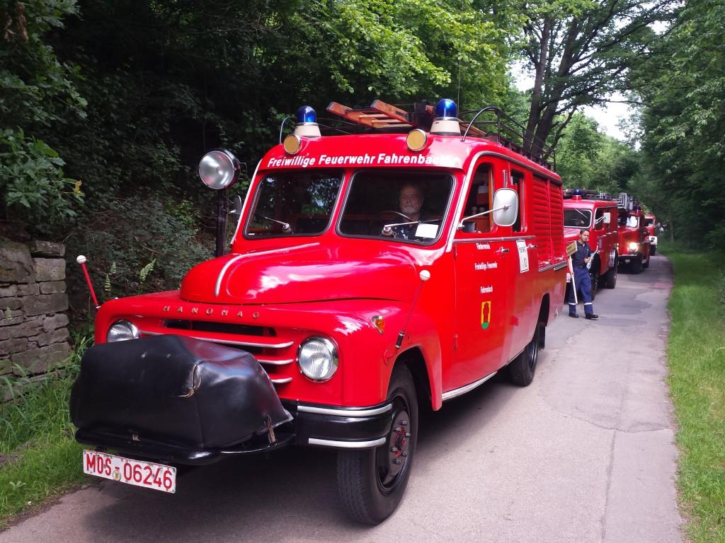 Festumzug FFW Neckarburken